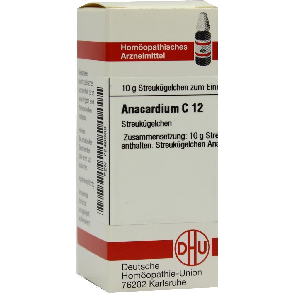 ANACARDIUM C 12 Globuli