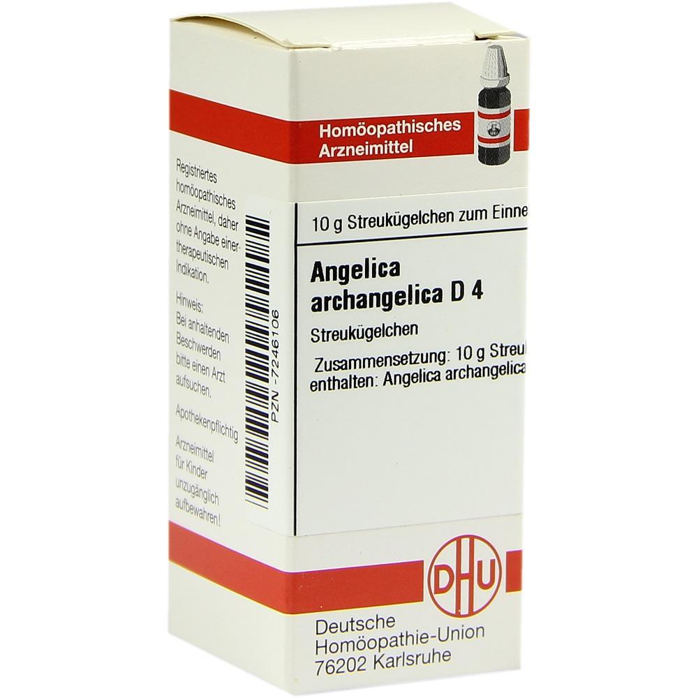 DHU-Arzneimittel GmbH & Co. KG ANGELICA ARCHANGELICA D 4 Globuli 07246106