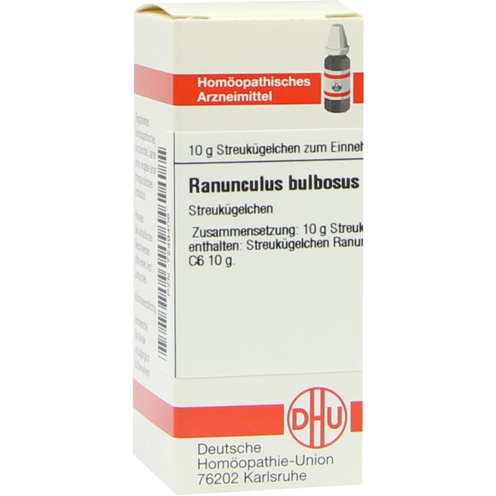 RANUNCULUS BULBOSUS C 6 Globuli