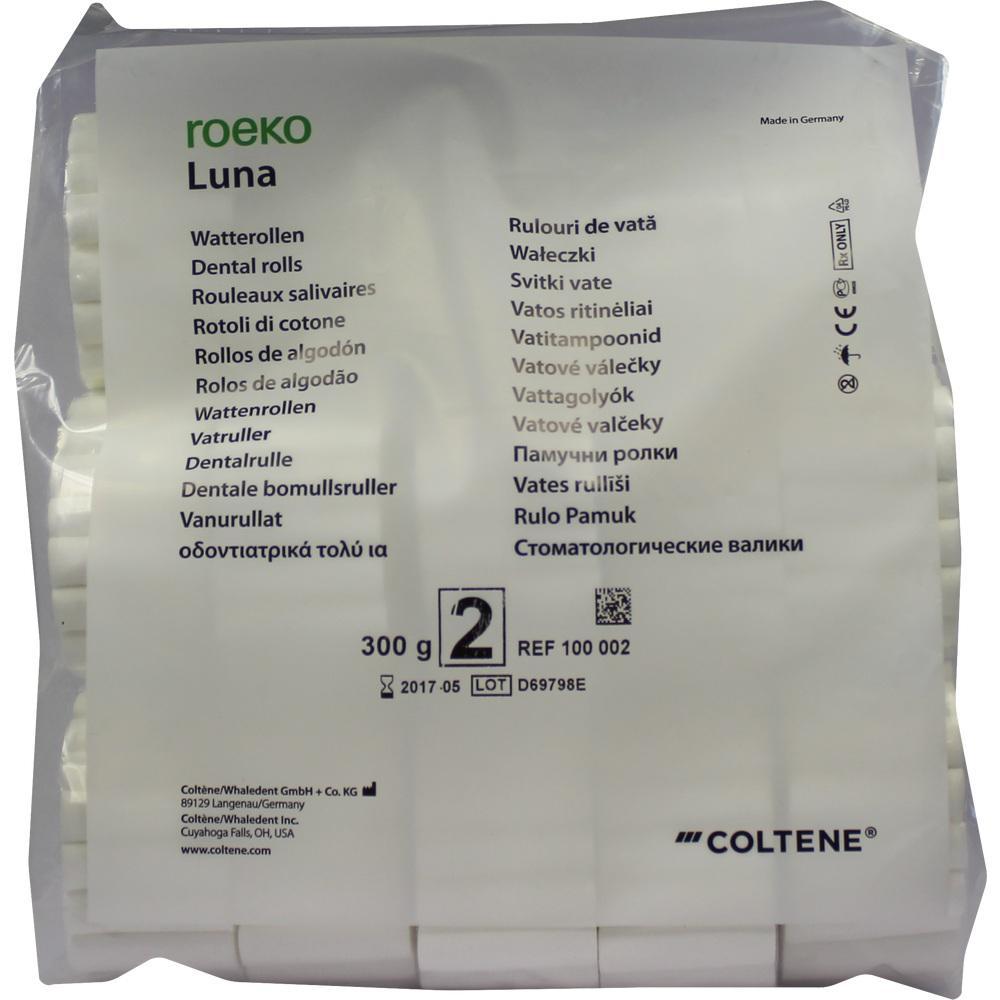 07260566, Watterollen Luna Gr2 10mm, 300 G