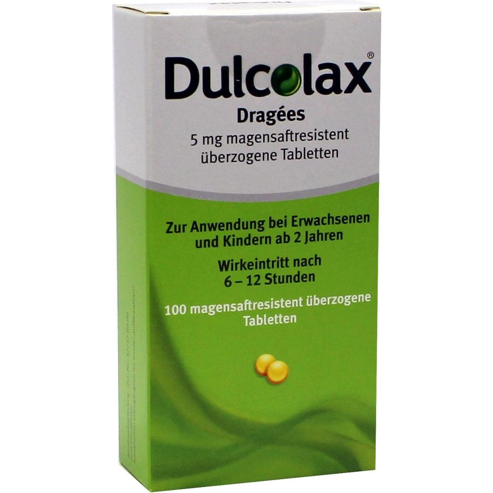 Dulcolax Dragees 5mg