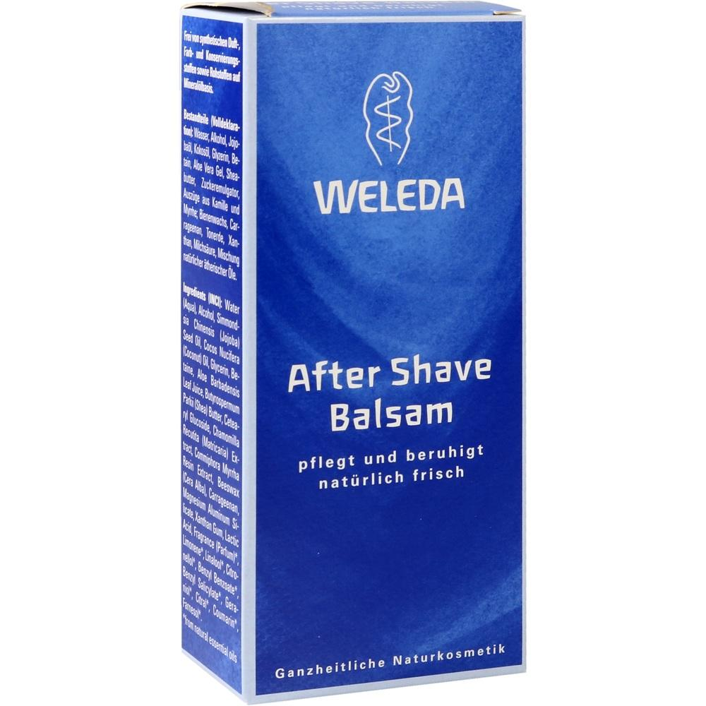 07267657, WELEDA After Shave Balsam, 100 ML
