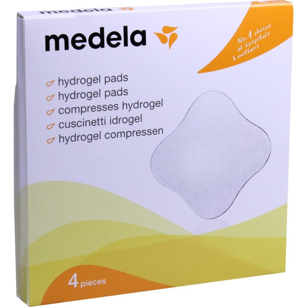 07289222, Medela Hydrogel Pads, 4 ST