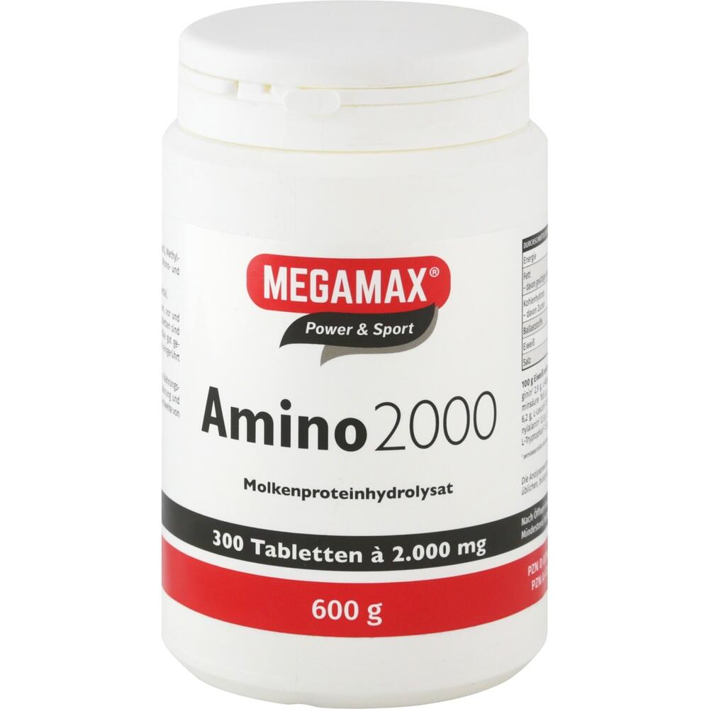 07346078, AMINO 2000 MEGAMAX, 300 ST