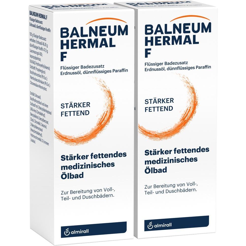 07368097, BALNEUM HERMAL F, 2X500 ML