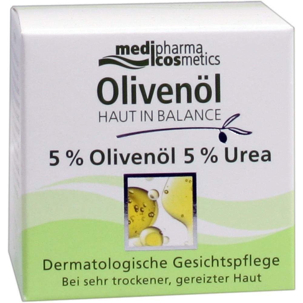07371544, Haut in Balance Olivenöl Gesichtspflege 5%, 50 ML