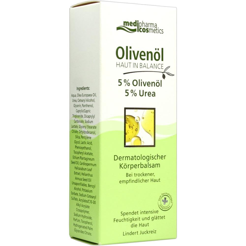 07371573, Haut in Balance Olivenöl Körperbalsam 5%, 200 ML