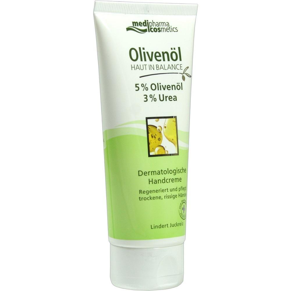 07371900, Haut in Balance Olivenöl Handcreme 5%, 100 ML