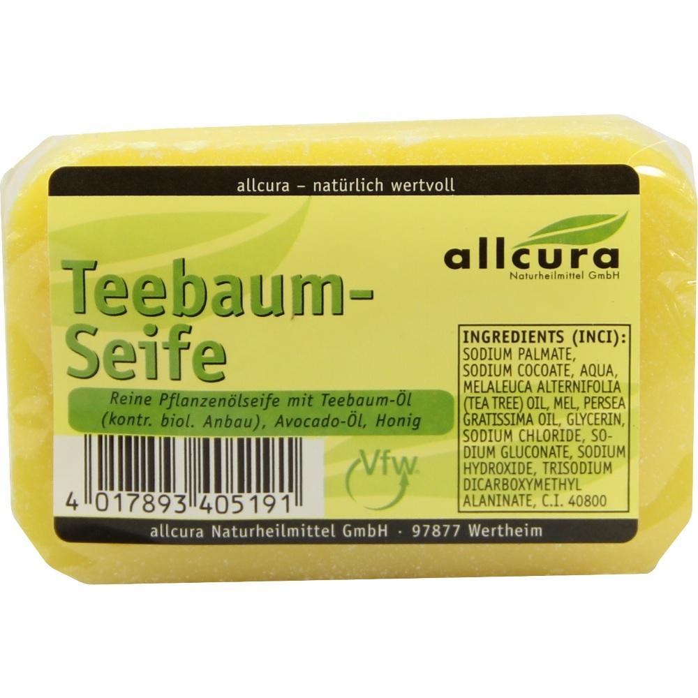 07379959, Teebaum Seife, 100 G