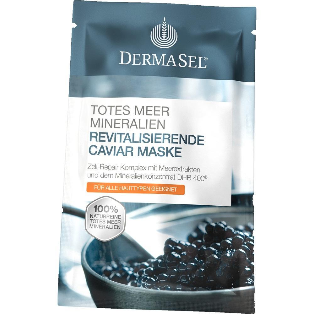 07387410, DermaSel Maske Caviar EXKLUSIV, 12 ML