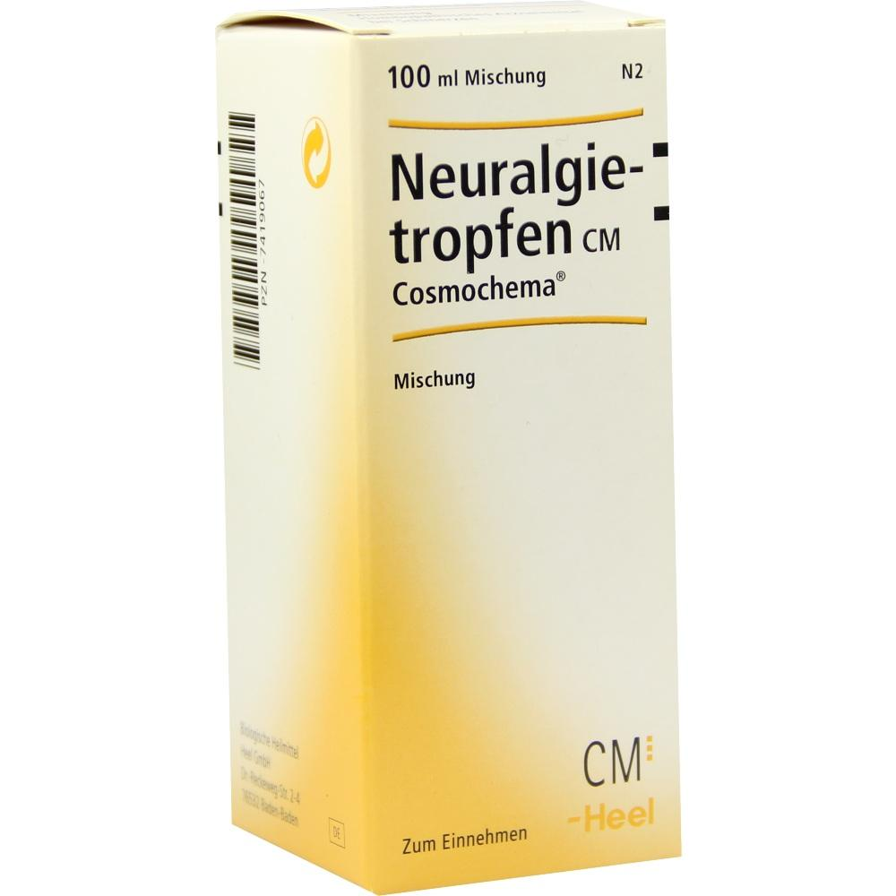 07419067, NEURALGIETROPFEN CM COSMOCHEMA, 100 ML