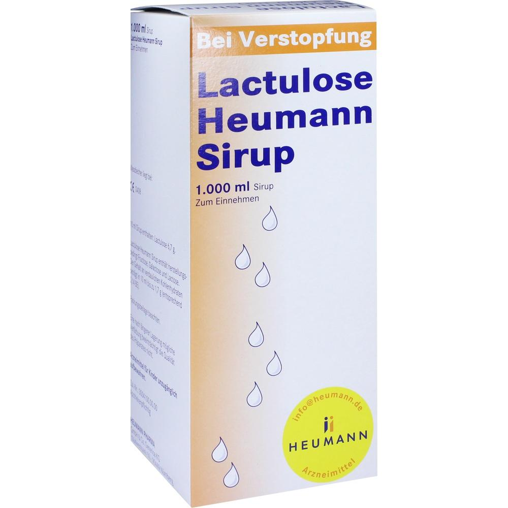 07422709, Lactulose Heumann Sirup, 1000 ML