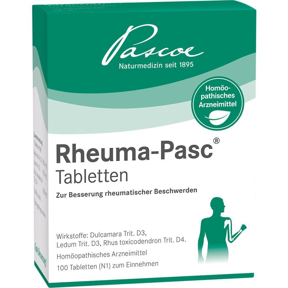 07439650, Rheuma-Pasc Tabletten, 100 ST