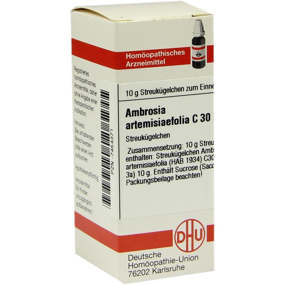 AMBROSIA ARTEMISIIFOLIA C 30 Globuli