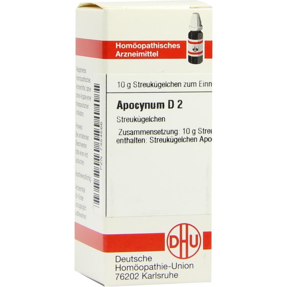 APOCYNUM D 2 Globuli