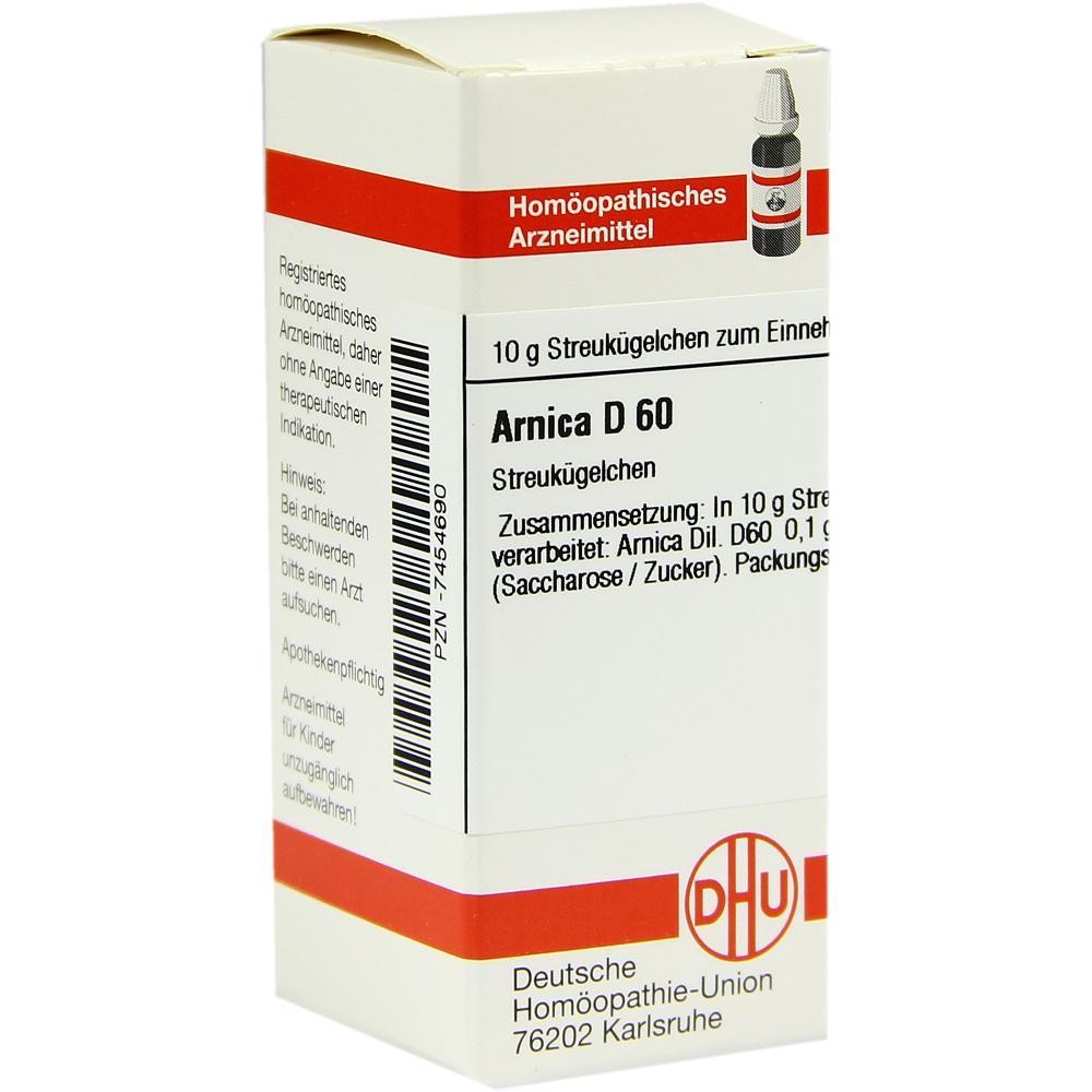 ARNICA D 60 Globuli
