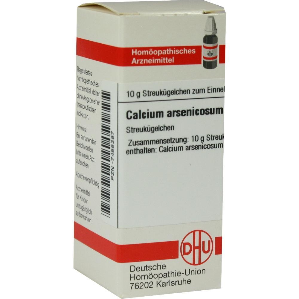 CALCIUM ARSENICOSUM D 12 Globuli