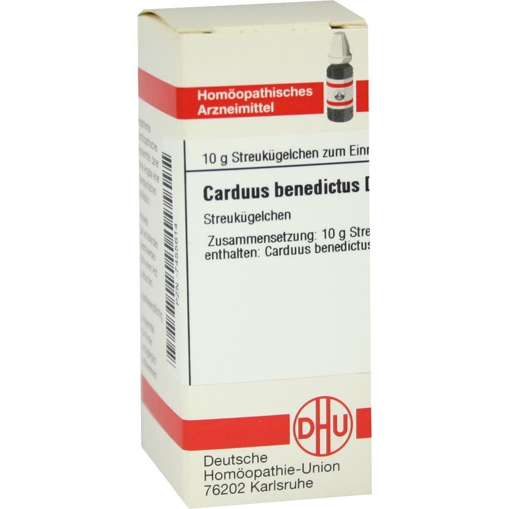 CARDUUS BENEDICTUS D 4 Globuli