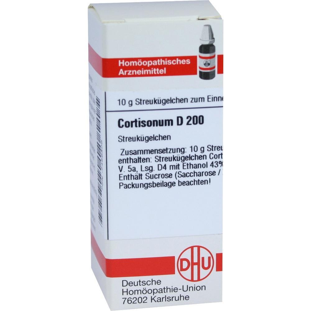 CORTISONUM D 200 Globuli