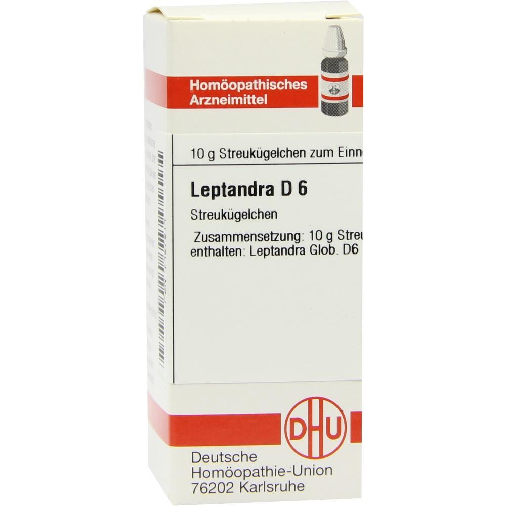 LEPTANDRA D 6 Globuli