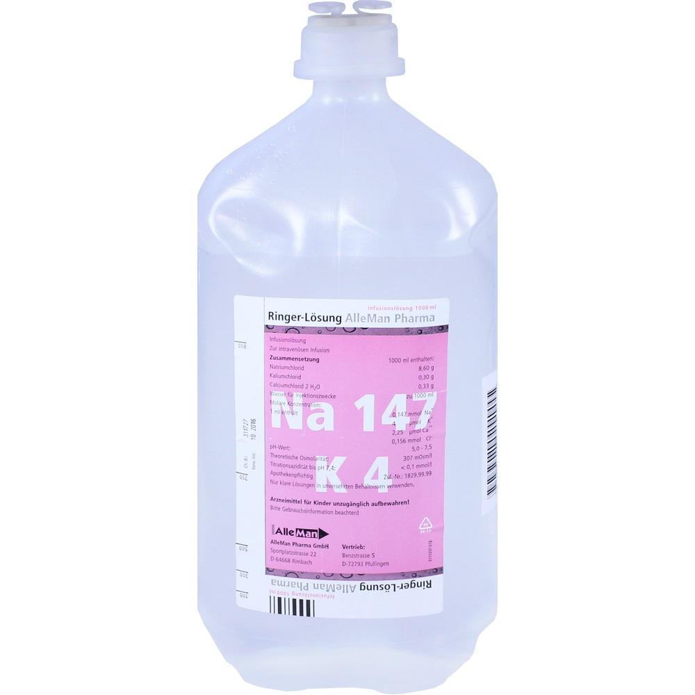07462962, RINGER LSG DELTAMEDICA PLAST, 1000 ML