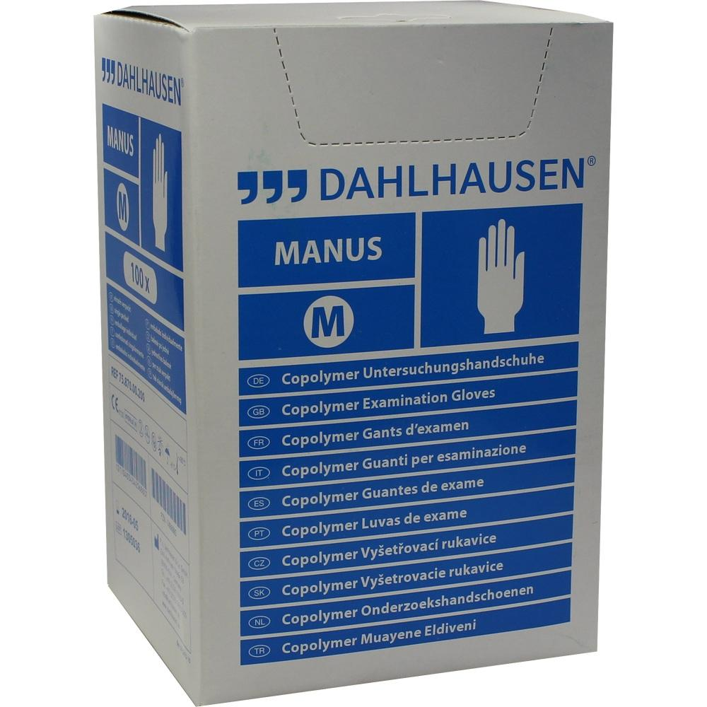 P. J. Dahlhausen & Co. GmbH COPOLYMER Handschuhe steril Gr.M 07486885