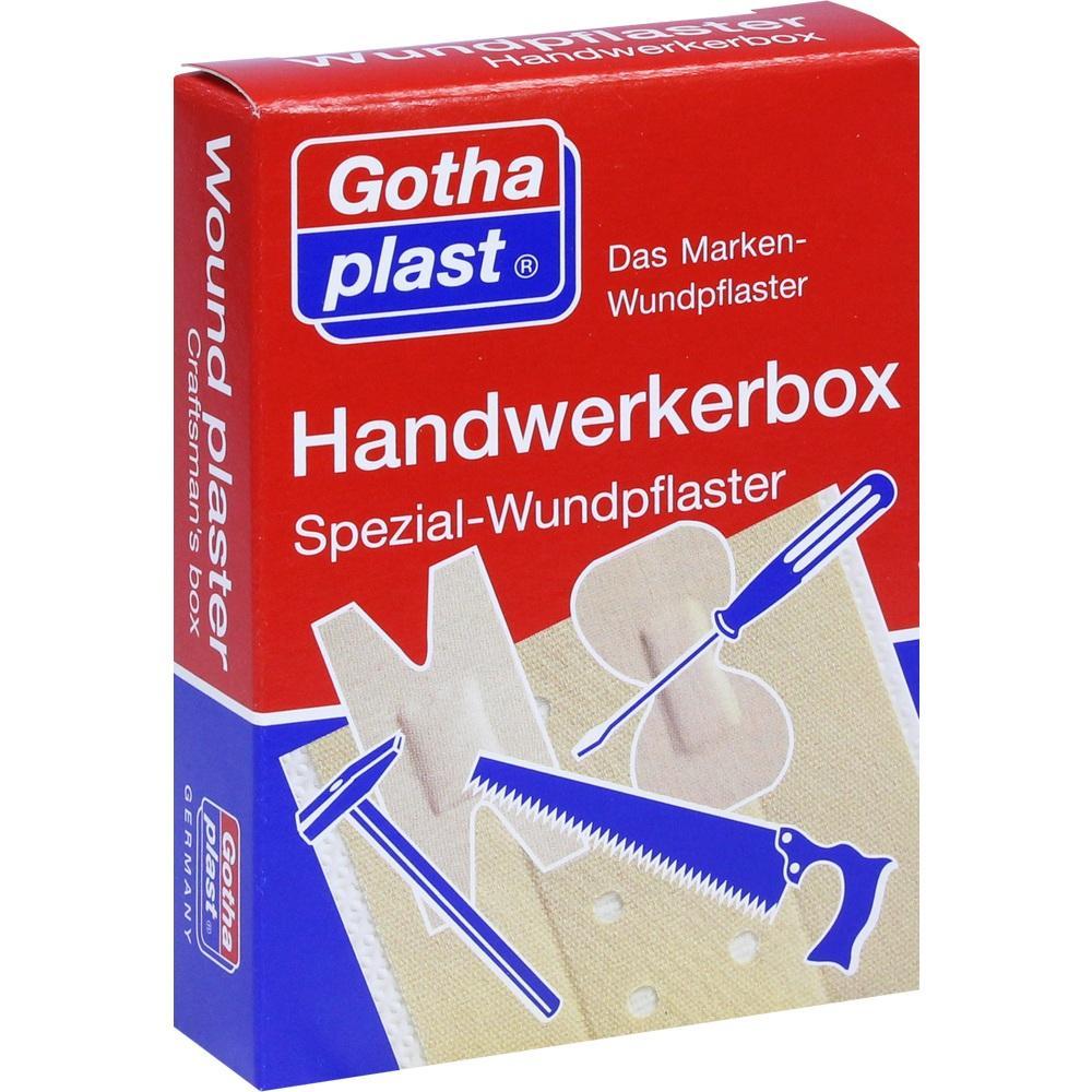 GOTHAPLAST Handwerkerbox Spezialpflaster