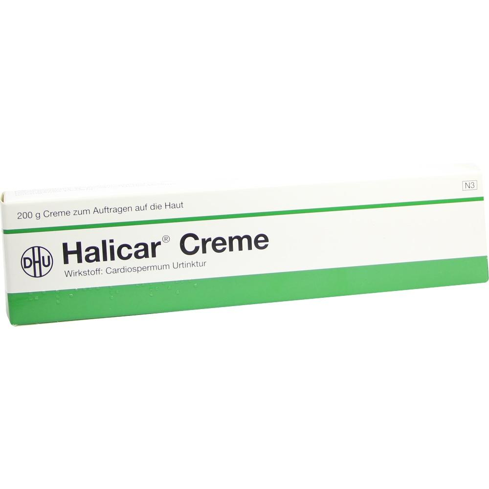 07511838, HALICAR CREME, 200 G