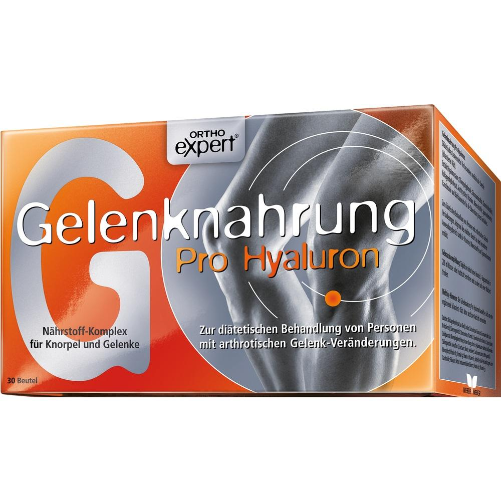 07522090, Gelenknahrung Pro Hyaluron Orthoexpert, 30X12.3 G
