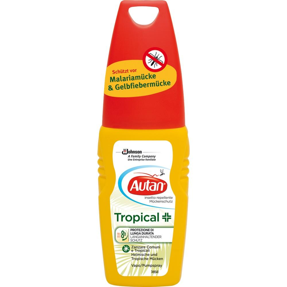 07533716, Autan Tropical Pumpspray, 100 ML