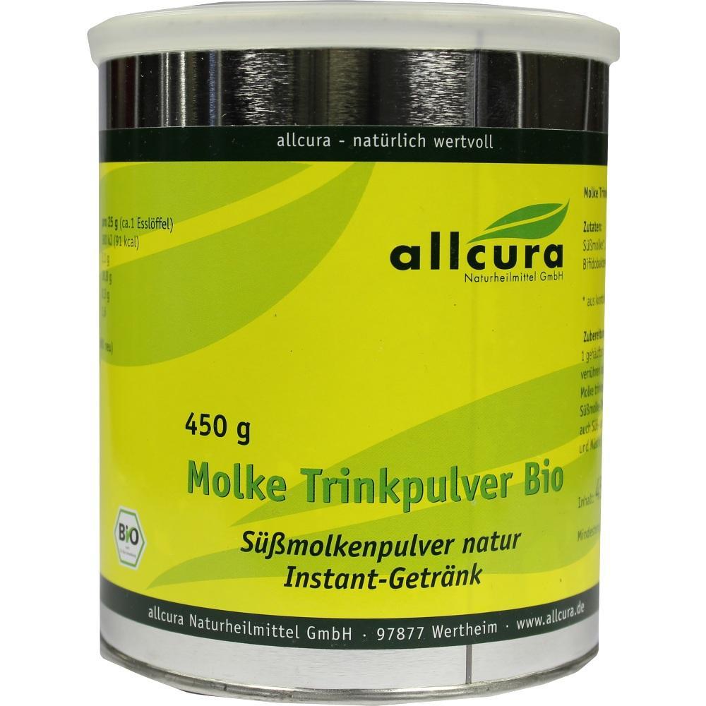07537938, Molke Trinkpulver Bio, 450 G