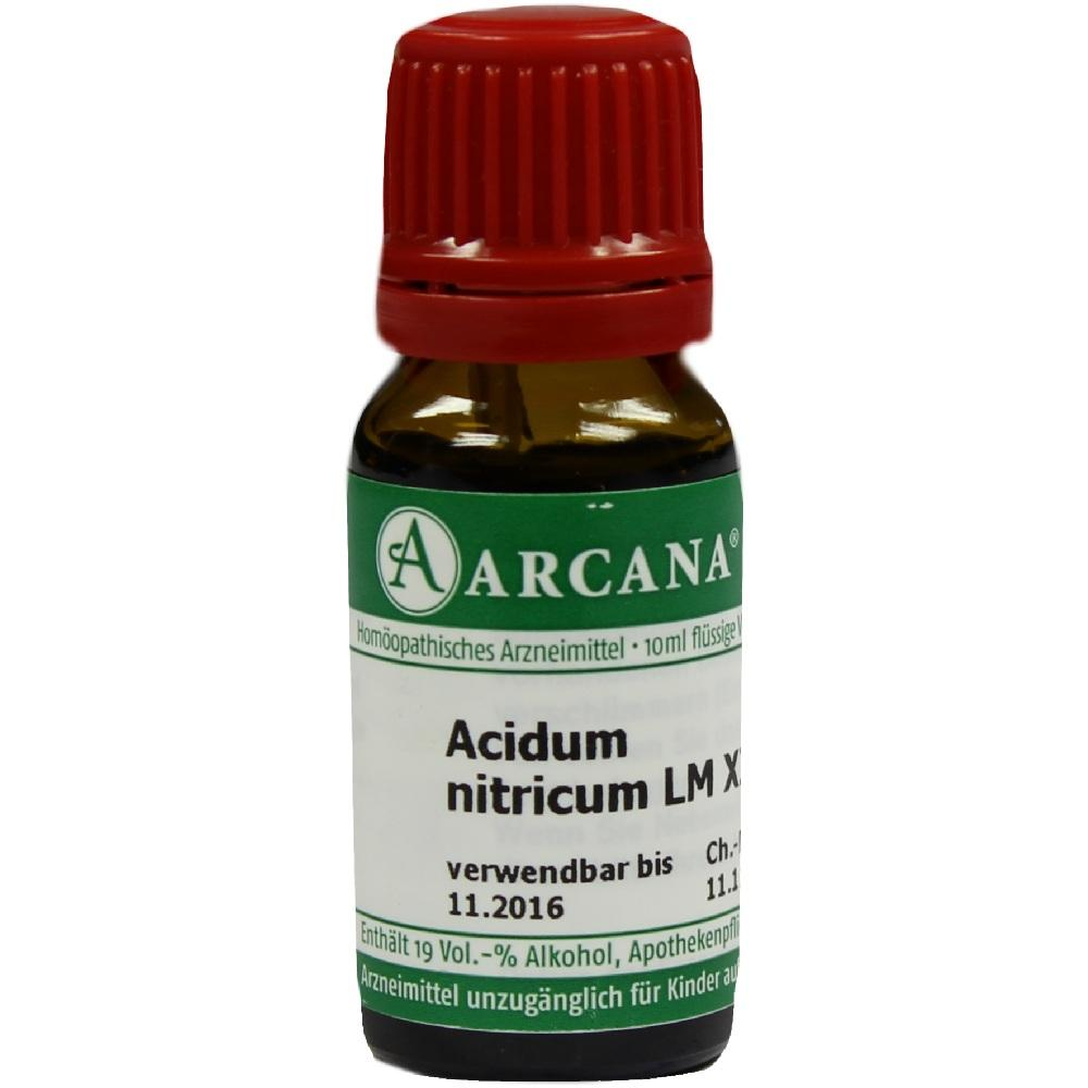 07538518, ACIDUM NITR LM 12, 10 ML