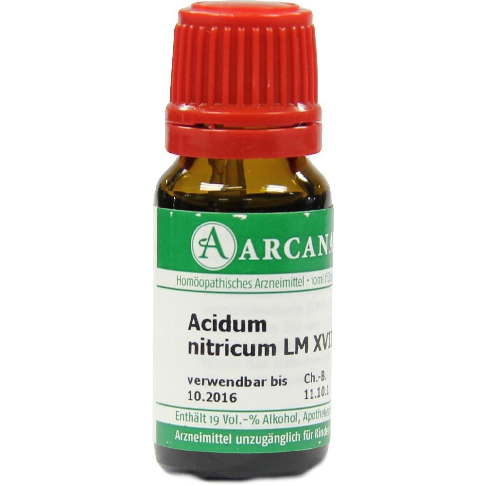 07538688, ACIDUM NITR LM 18, 10 ML