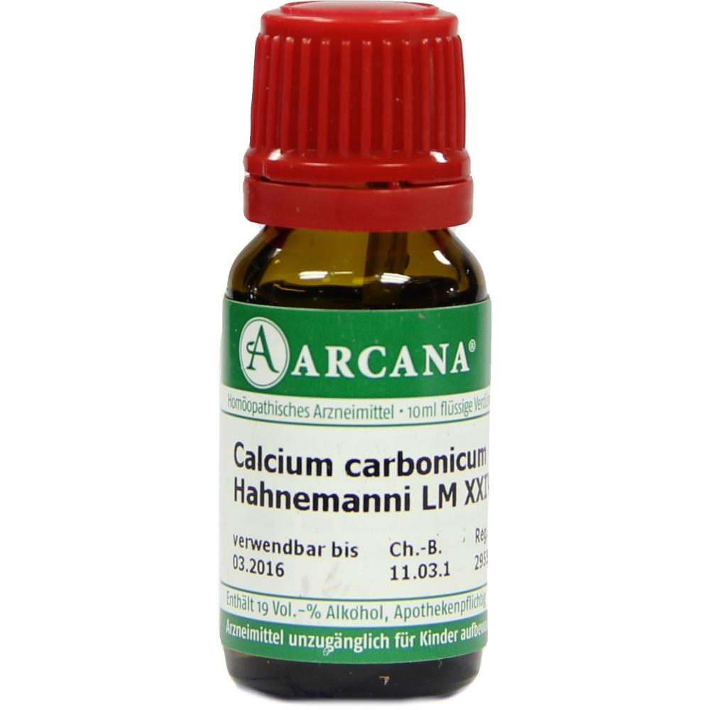 07539446, CALCIUM CARB HAHN LM 24, 10 ML