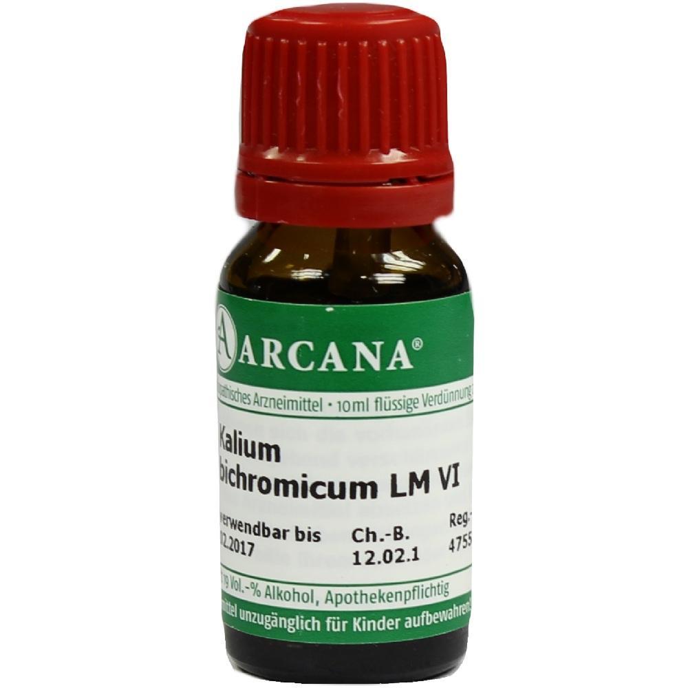 KALIUM BICHROMICUM LM 6 Dilution