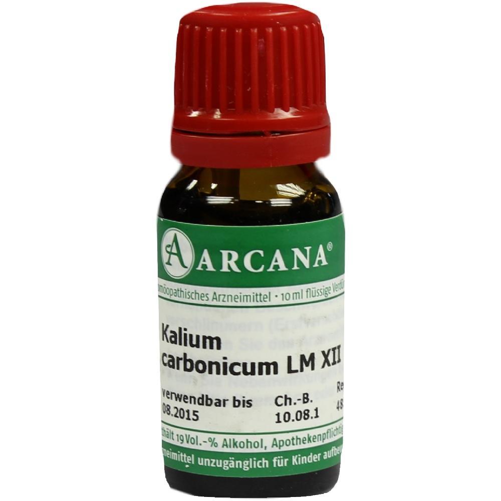 KALIUM CARBONICUM LM 12 Dilution