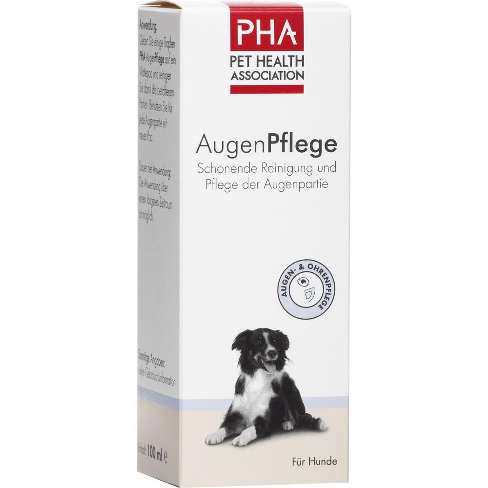 07548600, PHA AugenPflege für Hunde, 100 ML
