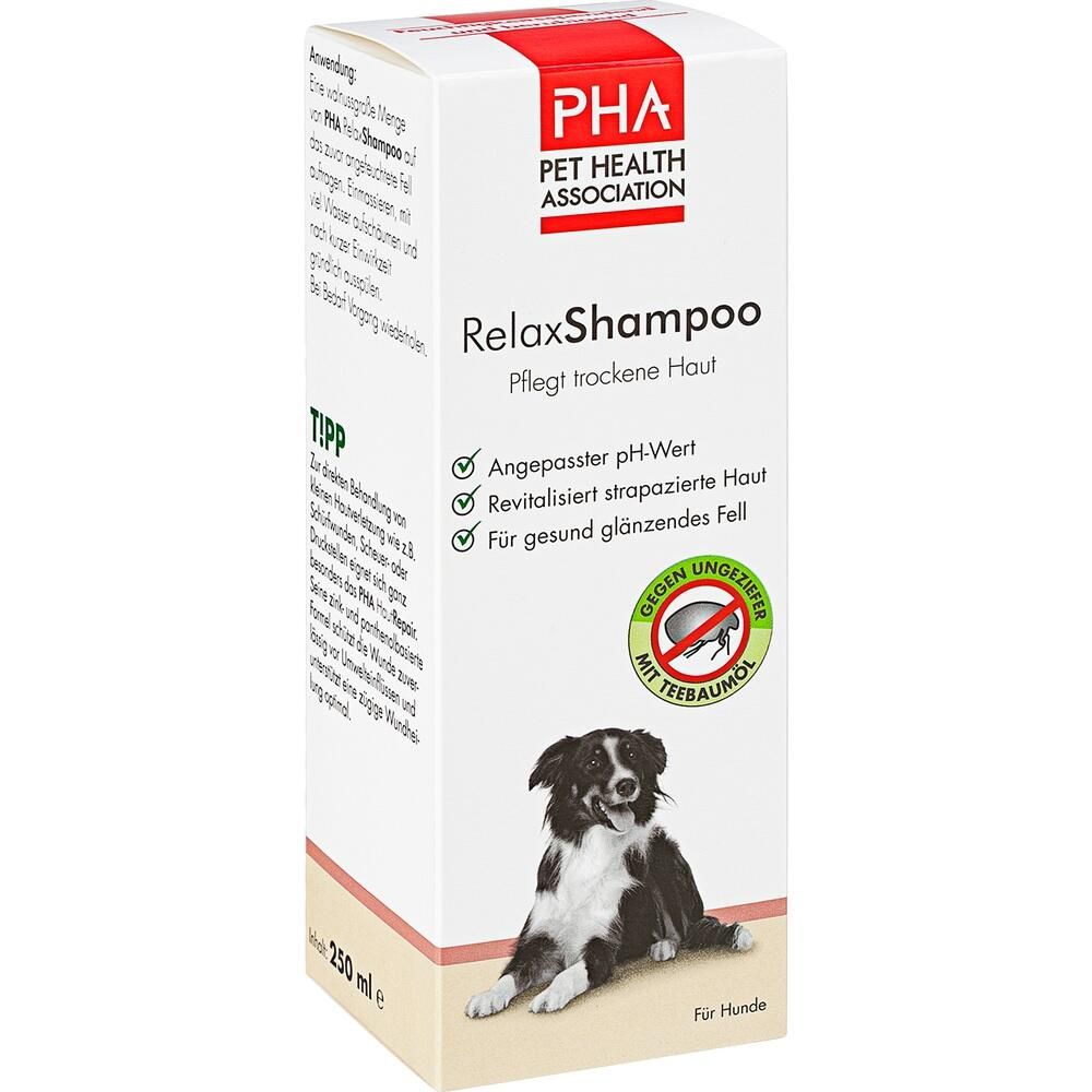 07549692, PHA RelaxShampoo für Hunde, 250 ML