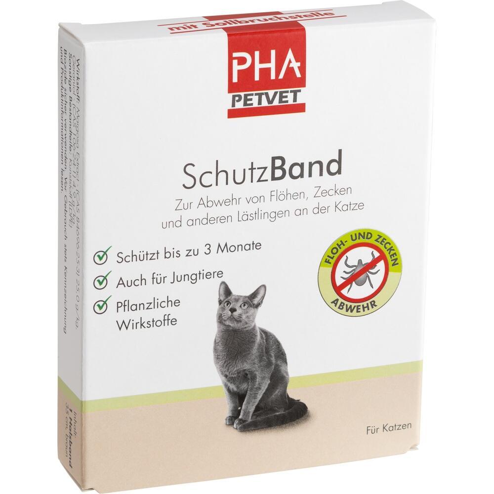 07549752, PHA SchutzBand für Katzen, 1 ST