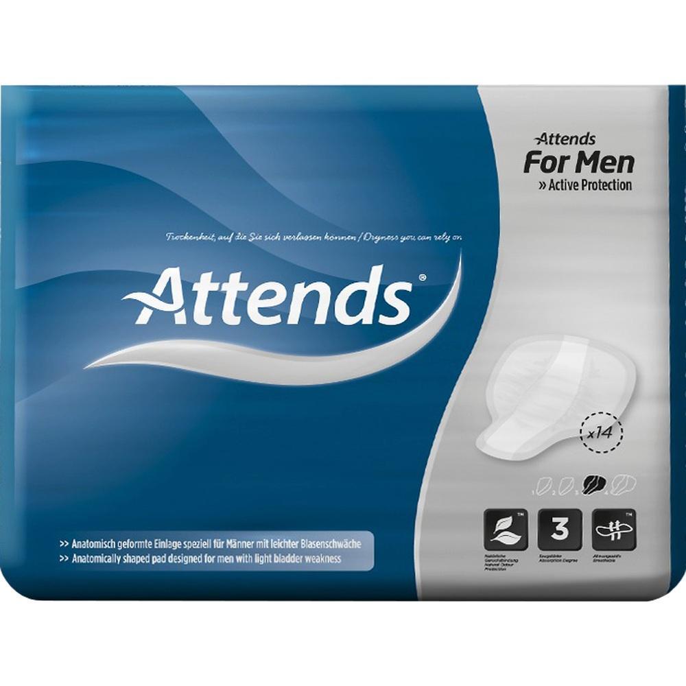 07569186, Attends For men 3, 14 ST