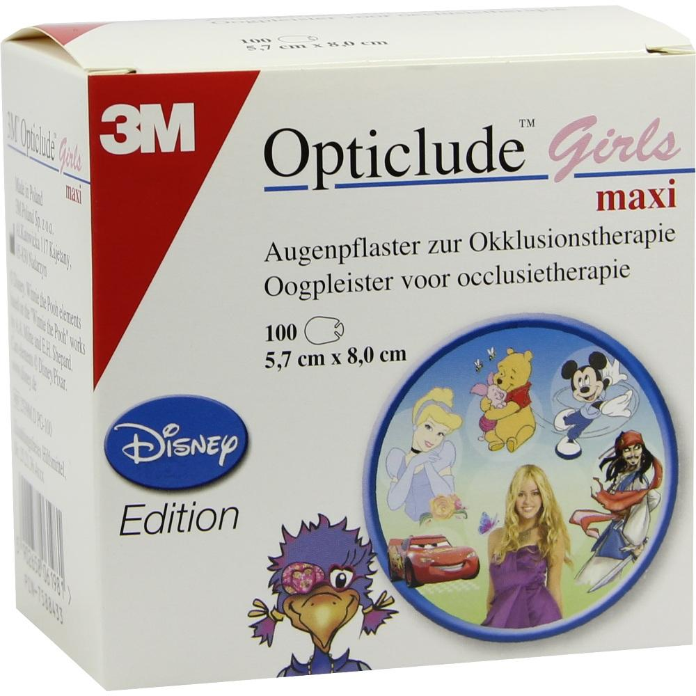 OPTICLUDE 3M Disney Girls 2539MDPG-100