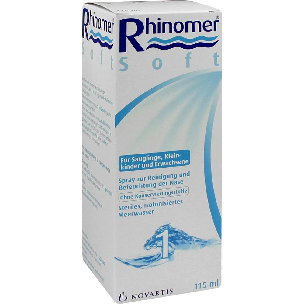 07593026, RHINOMER 1 Soft, 115 ML