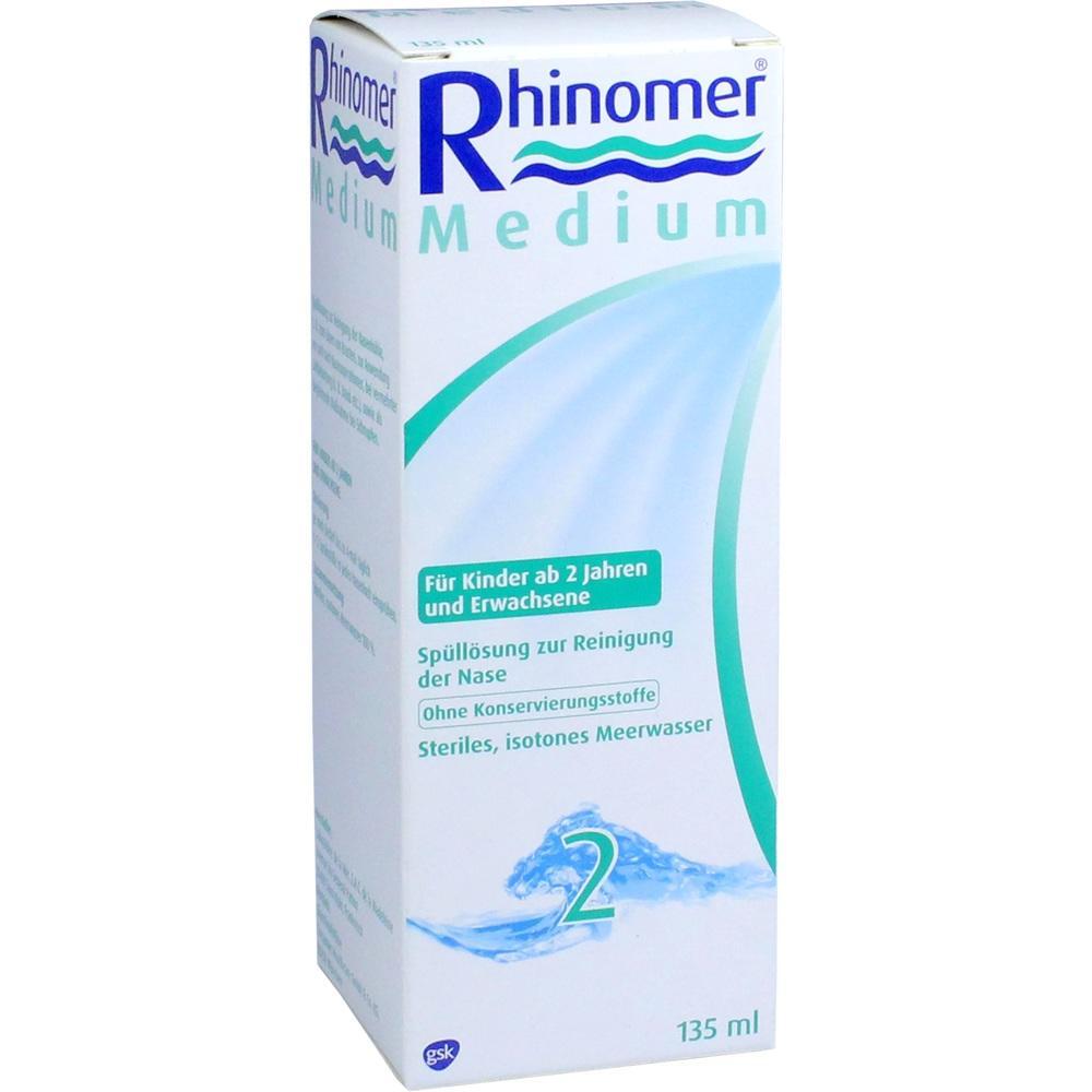 07593032, RHINOMER 2 Medium, 135 ML