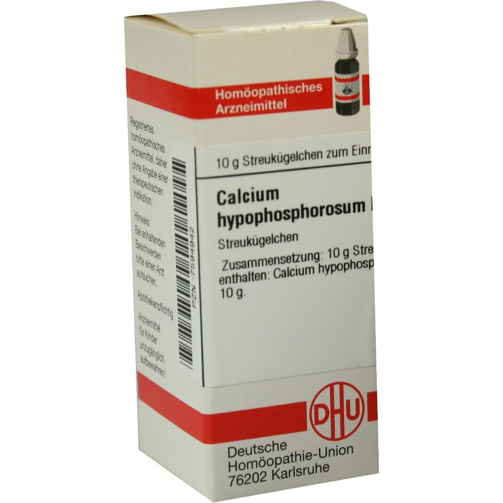 CALCIUM HYPOPHOSPHOROSUM D 12 Globuli