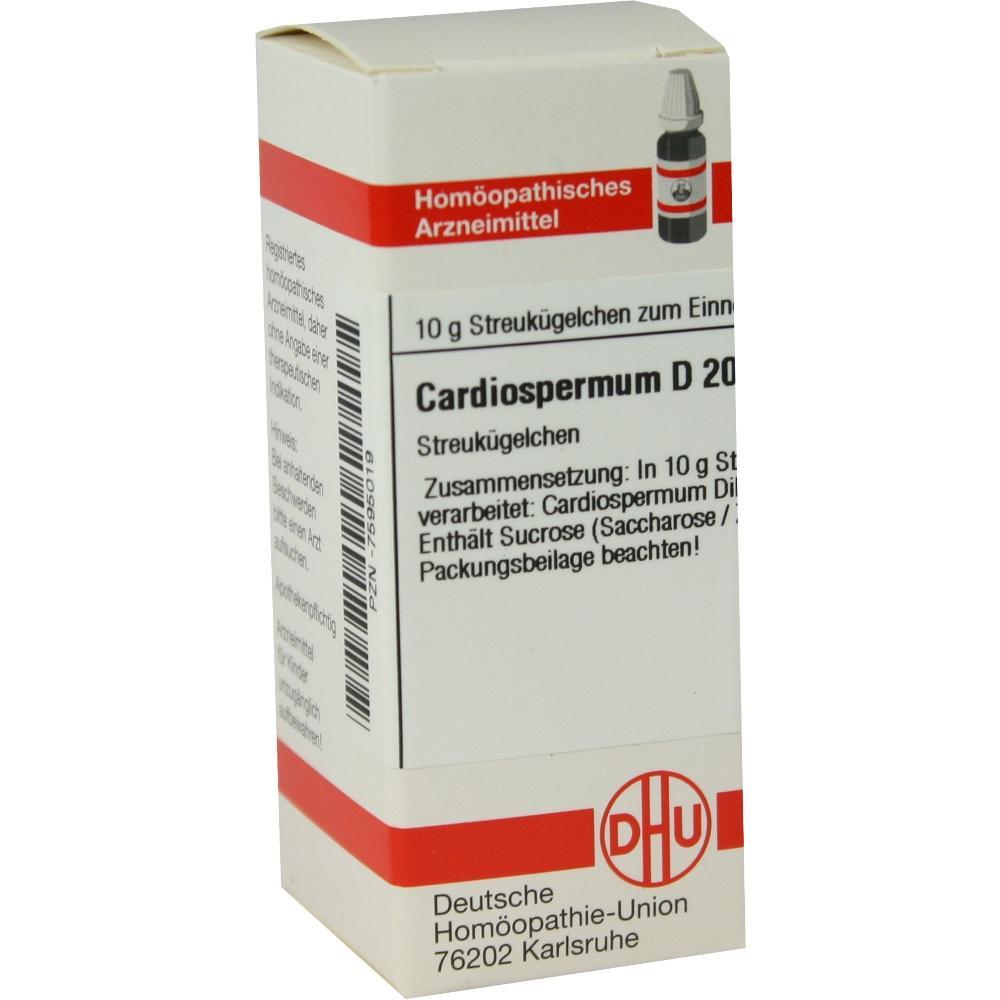 CARDIOSPERMUM D 200 Globuli