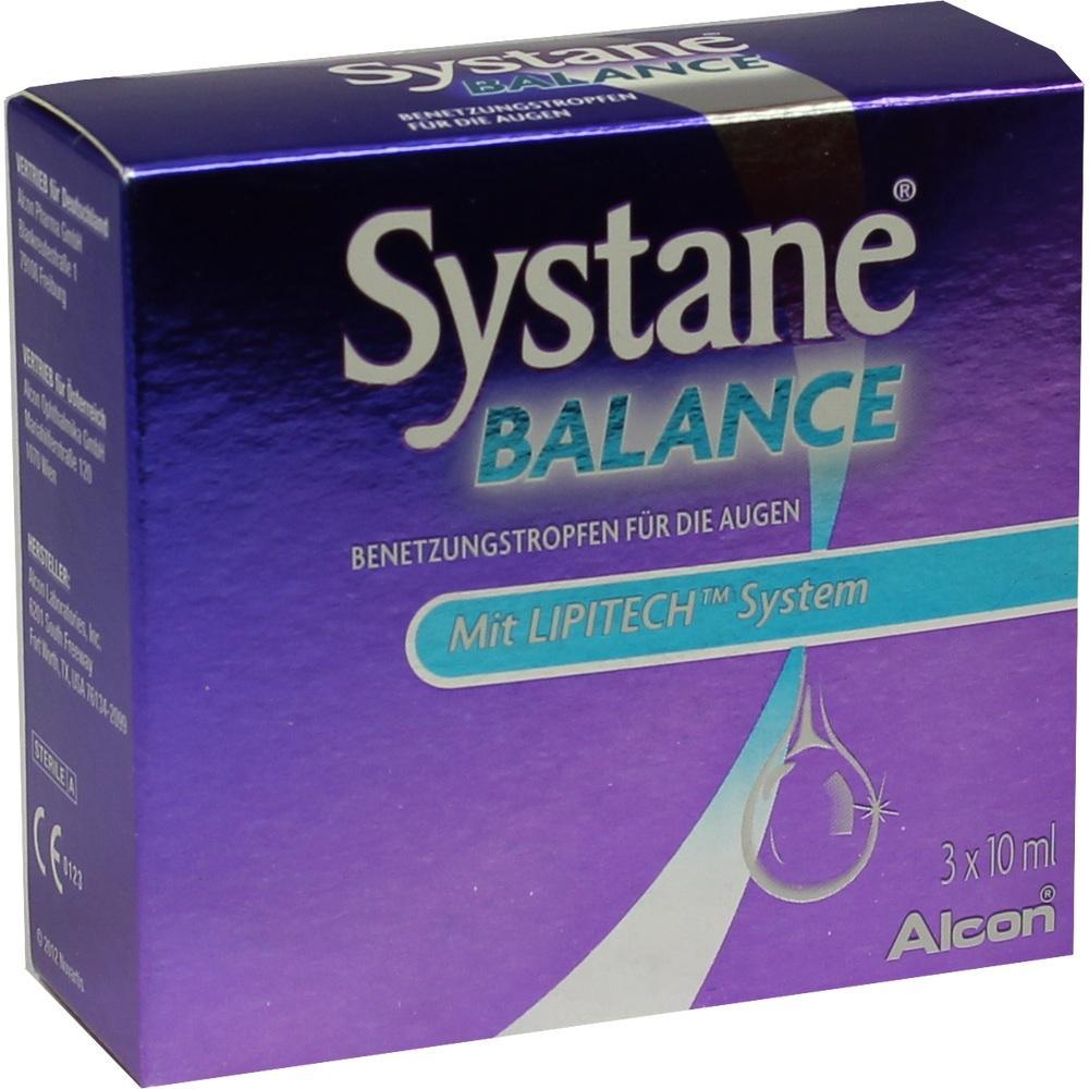 07607544, Systane Balance, 3X10 ML