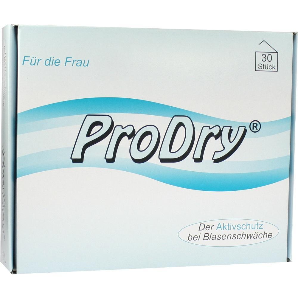 07620651, ProDry Aktivschutz bei Inkontinenz, 30 ST