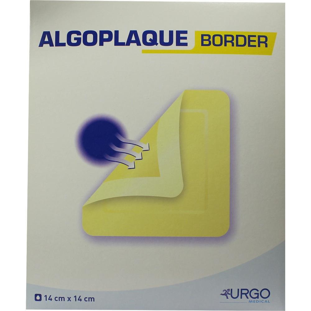 07626731, Algoplaque Border 14X14CM mit Haftrand, 5 ST