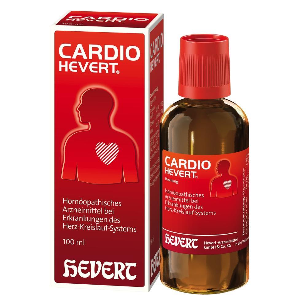 07628492, Cardio Hevert, 100 ML