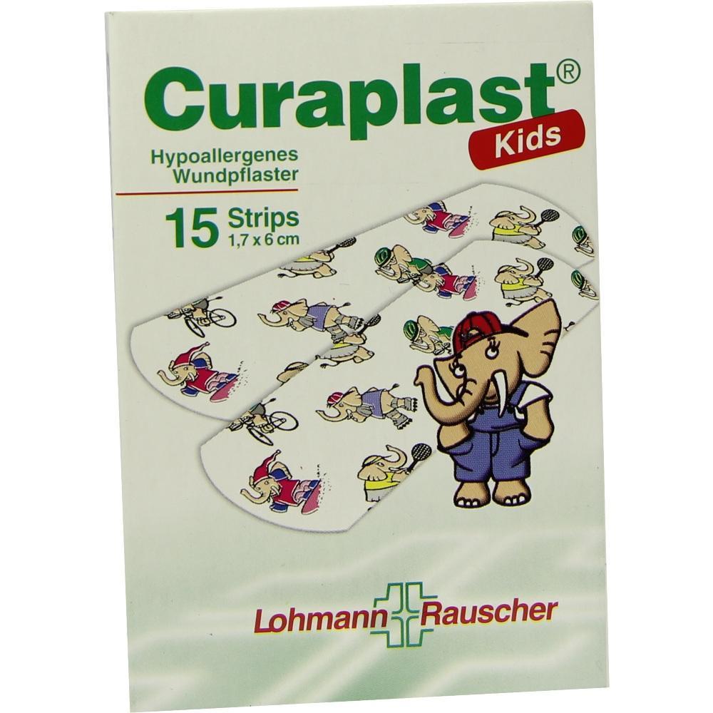 07632938, Curaplast Kids Strips einzeln verpackt, 15 ST